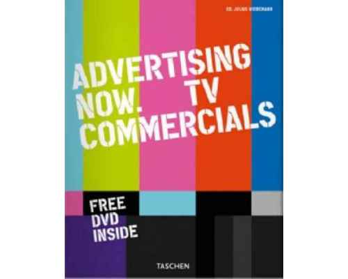 Advertising Now! TV Commercials (+ CD)