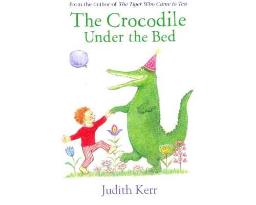Crocodile Under the Bed (board book)