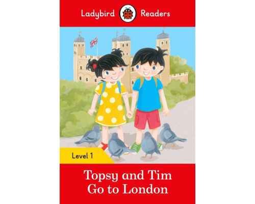 Topsy and Tim. Go to London. Level 1
